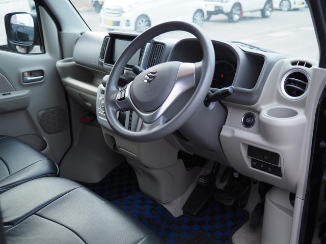PZターボ 4WD フル装備 社外ナビTV 左Pドア(5枚目)