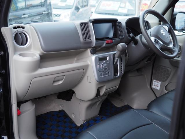 PZターボ 4WD フル装備 社外ナビTV 左Pドア(6枚目)