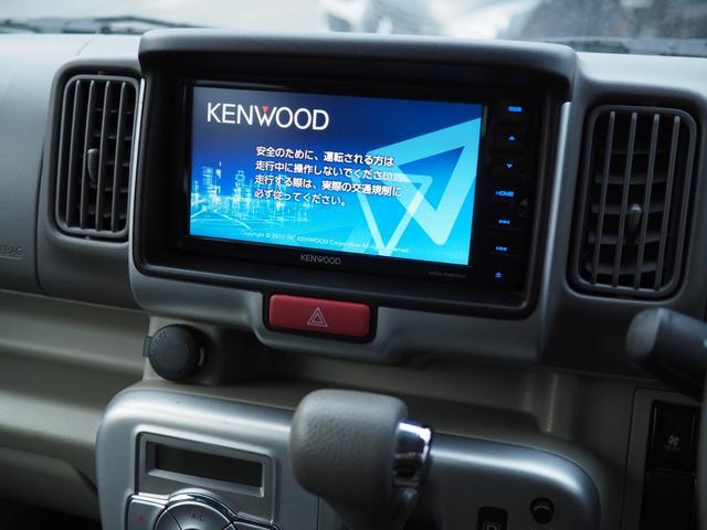 PZターボ 4WD フル装備 社外ナビTV 左Pドア(9枚目)