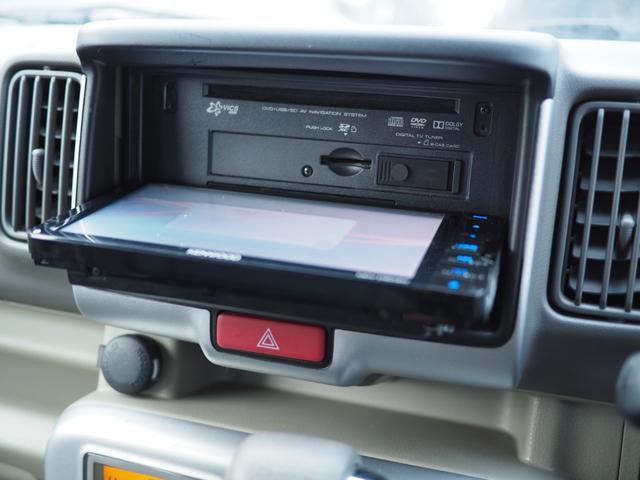 PZターボ 4WD フル装備 社外ナビTV 左Pドア(11枚目)