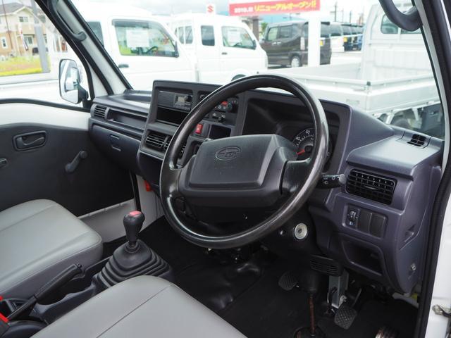 TB 4WD エアコン パワステ ラジオ(4枚目)
