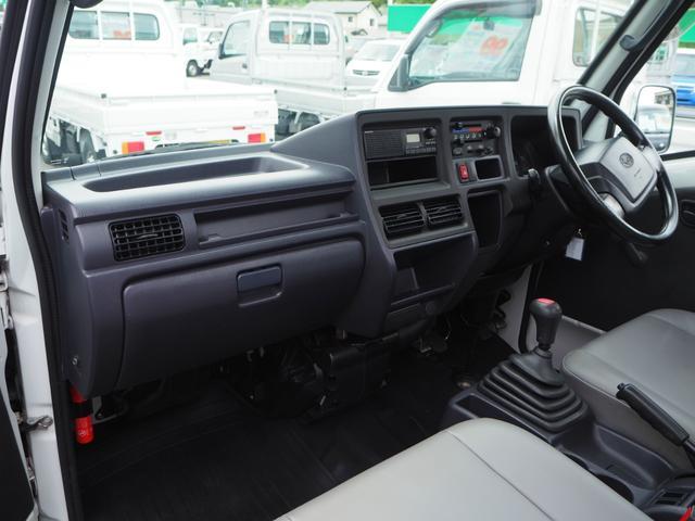 TB 4WD エアコン パワステ ラジオ(5枚目)