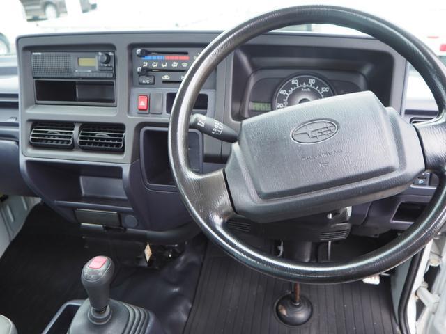 TB 4WD エアコン パワステ ラジオ(6枚目)