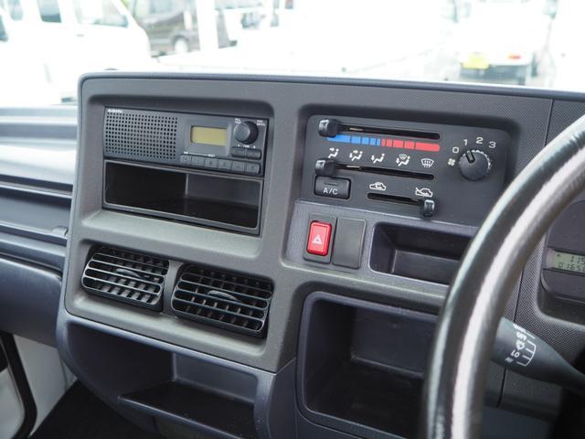 TB 4WD エアコン パワステ ラジオ(8枚目)