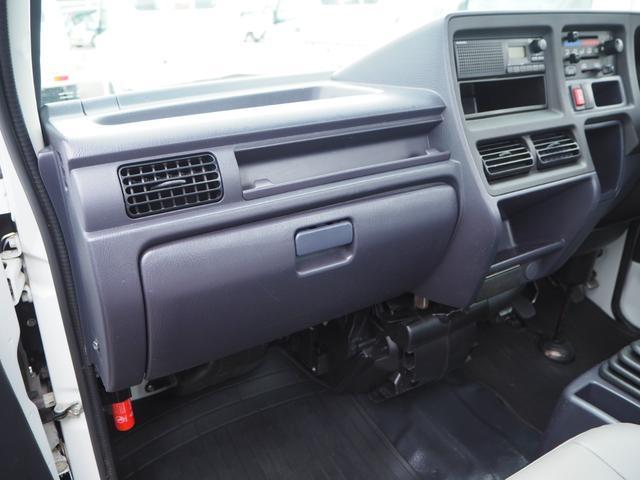 TB 4WD エアコン パワステ ラジオ(11枚目)