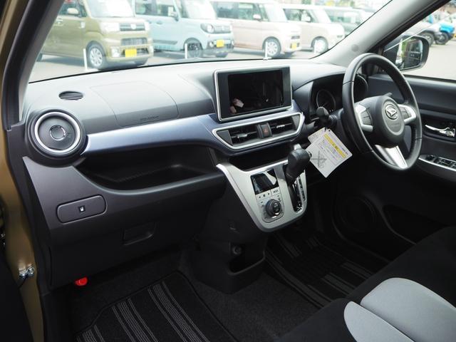 アクティバG ターボ SAIII 4WD オーディオレス(6枚目)