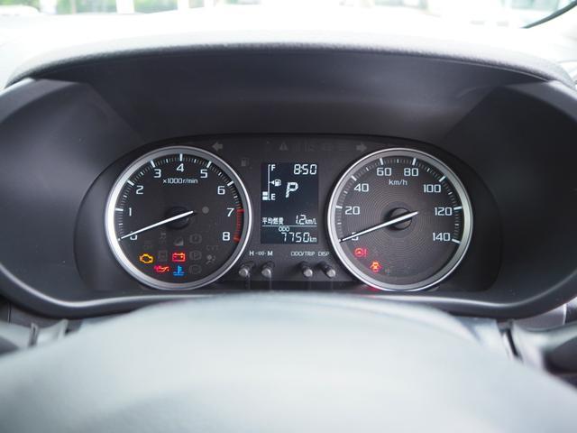 アクティバG ターボ SAIII 4WD オーディオレス(8枚目)