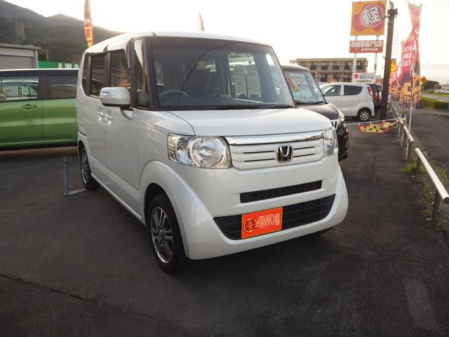 「ホンダ」「N-BOX」「コンパクトカー」「長野県」の中古車27