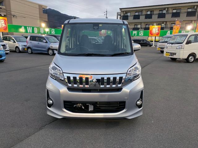 「三菱」「eKスペースカスタム」「コンパクトカー」「長野県」の中古車2