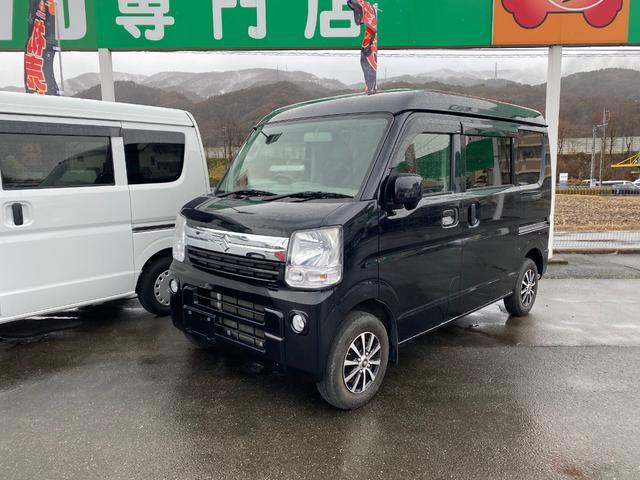 「スズキ」「エブリイ」「コンパクトカー」「長野県」の中古車21