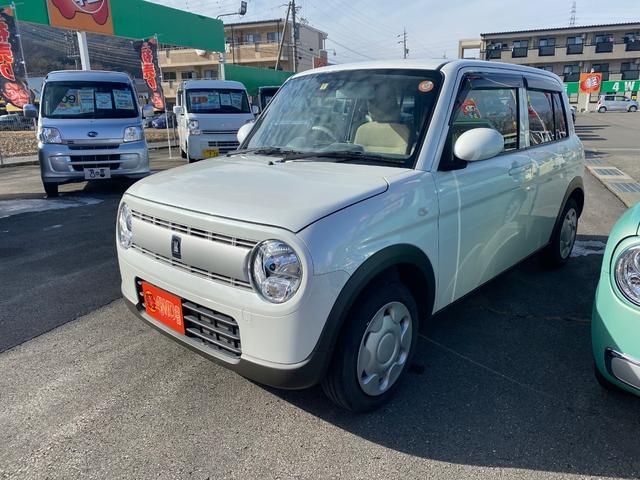 「スズキ」「アルトラパン」「軽自動車」「長野県」の中古車20
