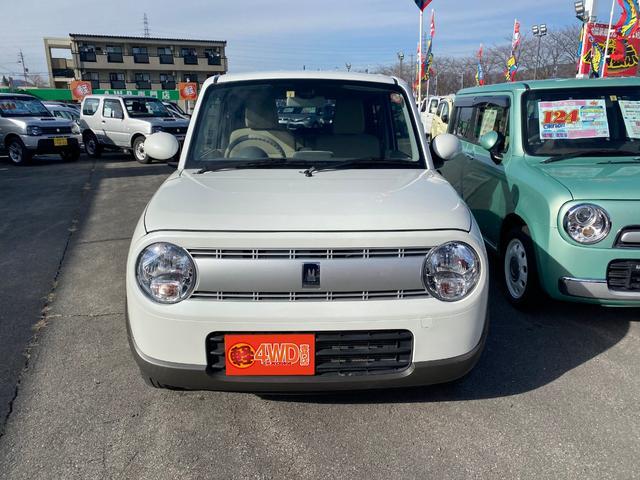 「スズキ」「アルトラパン」「軽自動車」「長野県」の中古車21