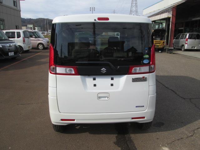 「スズキ」「スペーシア」「コンパクトカー」「新潟県」の中古車3