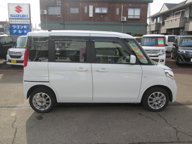 「スズキ」「スペーシア」「コンパクトカー」「新潟県」の中古車4