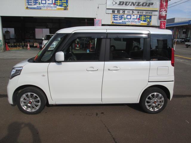 「スズキ」「スペーシア」「コンパクトカー」「新潟県」の中古車5