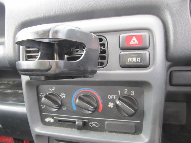 SDX 4WD 5速マニュアル 作業灯 エアバッグ(13枚目)