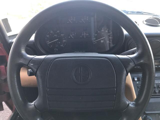 ヴェローチェ ディーラー車 オートマ 左ハンドル 革シート(8枚目)