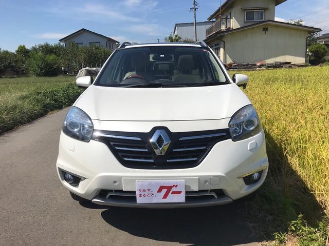 「ルノー」「 コレオス」「SUV・クロカン」「長野県」の中古車2