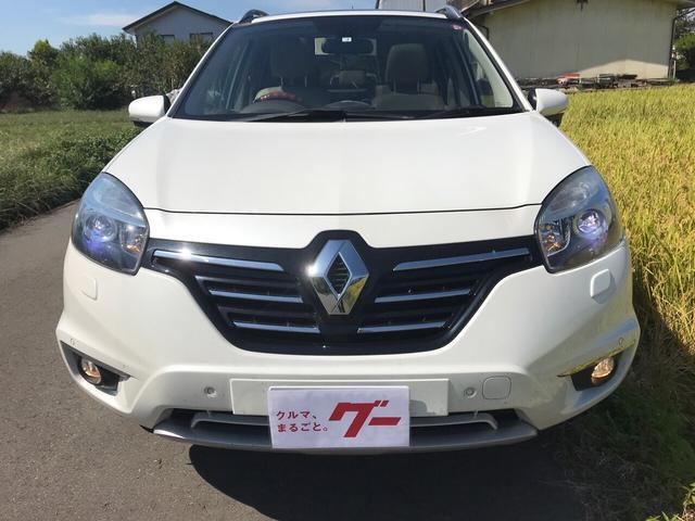 「ルノー」「 コレオス」「SUV・クロカン」「長野県」の中古車24