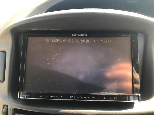 アエラス Gエディション 4WD 両側電動スライド ナビTV(8枚目)