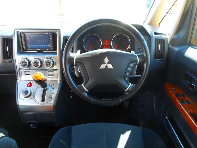 三菱 デリカD:5 ローデスト G パワーPKG 4WD 両Pスラ スマートキー