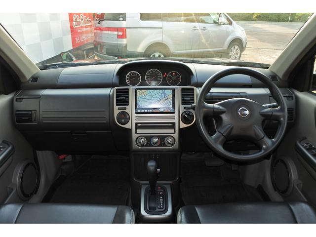 スクラッチガードコートエディション 4WD ハイパールーフレール スマートキー ナビ ミュージックサーバー ETC 純正アルミ 一年保証(15枚目)