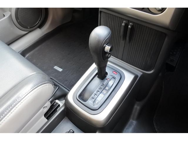 スクラッチガードコートエディション 4WD ハイパールーフレール スマートキー ナビ ミュージックサーバー ETC 純正アルミ 一年保証(28枚目)
