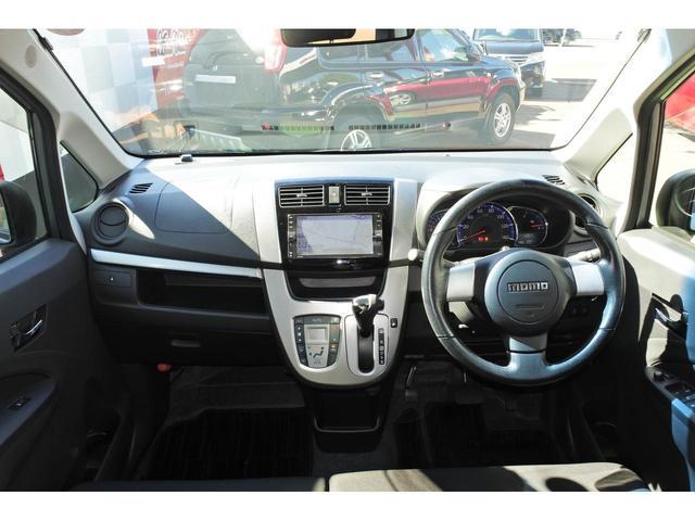 カスタム RS SA HDDナビ フルセグ Bluetooth接続 ICターボ 衝突軽減ブレーキ エコアイドル 横滑り防止装置 オートライト スマートキー(13枚目)