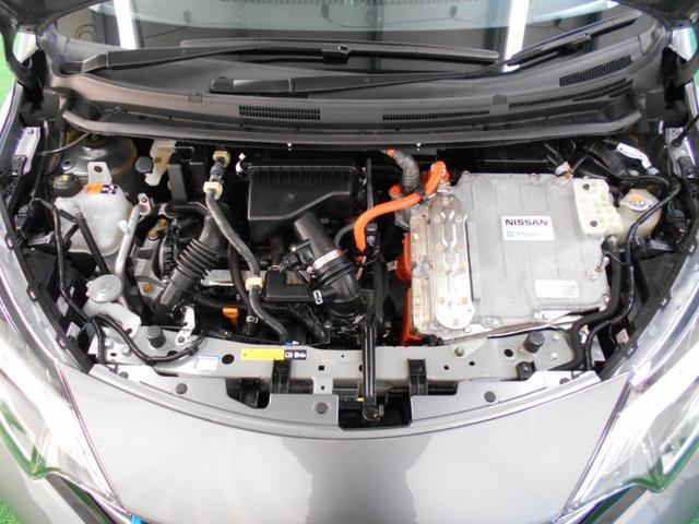 e-パワー X 禁煙車 エマージェンシーブレーキ ナビ バックカメラ Bluetooth AUX プッシュスタート スマートキー2個 ETC 走行10030km(20枚目)