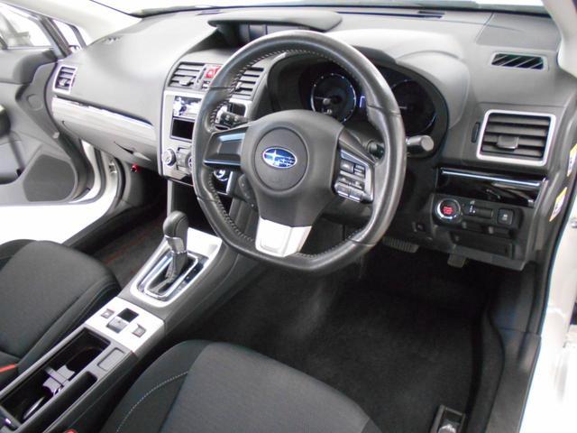 1.6GTアイサイト プラウドエディション 4WD 走行47000km アイサイト LEDヘッドランプ クルーズコントロール SIドライブ  運転席パワーシート Bluetooth ETC スマートキー2個(17枚目)