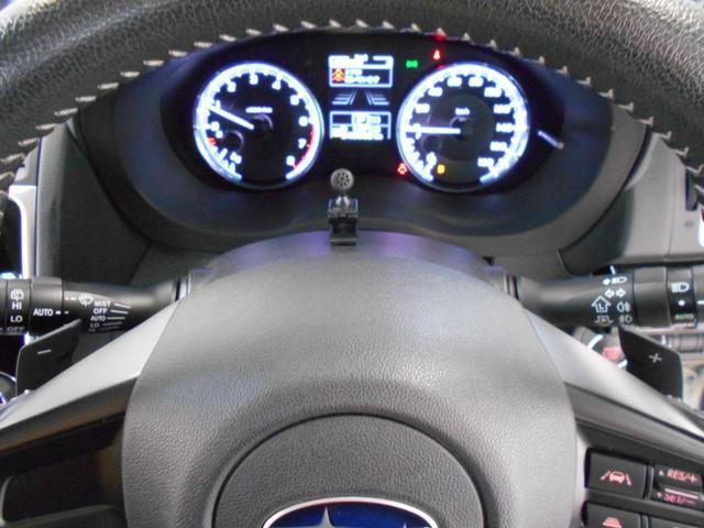 1.6GTアイサイト プラウドエディション 4WD 走行47000km アイサイト LEDヘッドランプ クルーズコントロール SIドライブ  運転席パワーシート Bluetooth ETC スマートキー2個(20枚目)