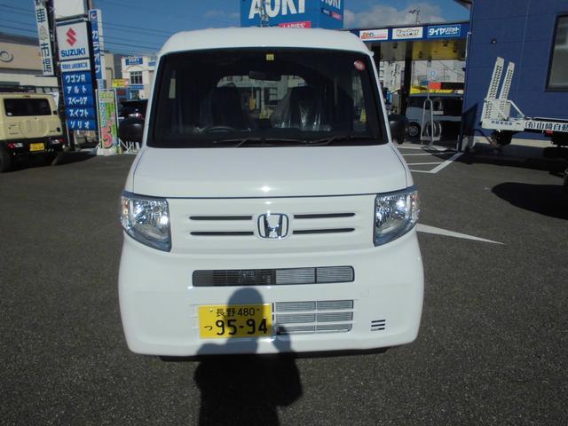「ホンダ」「N-VAN」「軽自動車」「長野県」の中古車2