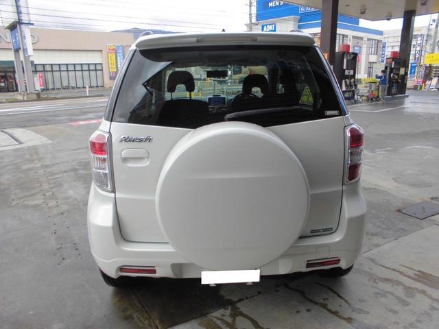 「トヨタ」「ラッシュ」「SUV・クロカン」「長野県」の中古車3