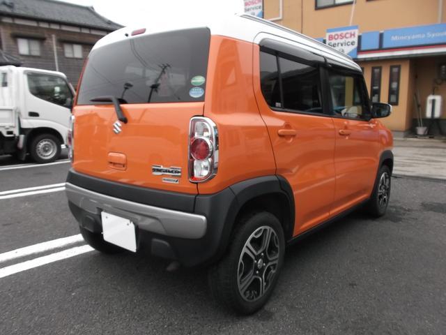 「スズキ」「ハスラー」「コンパクトカー」「新潟県」の中古車5