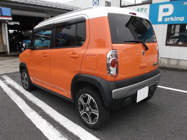 「スズキ」「ハスラー」「コンパクトカー」「新潟県」の中古車7