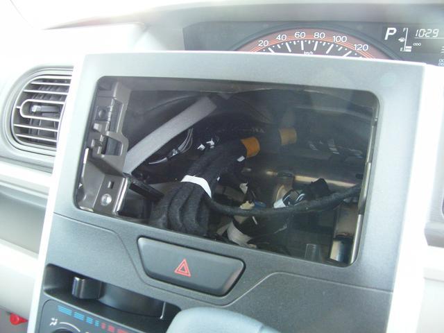 ダイハツ タント L 4WD ナビ装着用アップグレードパック マット バイザー