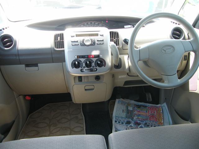 ダイハツ タント X 4WD 左電動スライドドア スマートキー