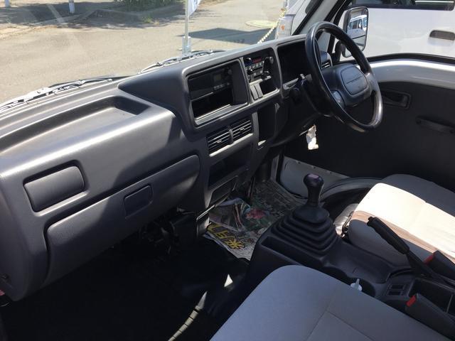 スバル サンバートラック TB 4WD 5速MT エアコン パワステ ワンオーナー