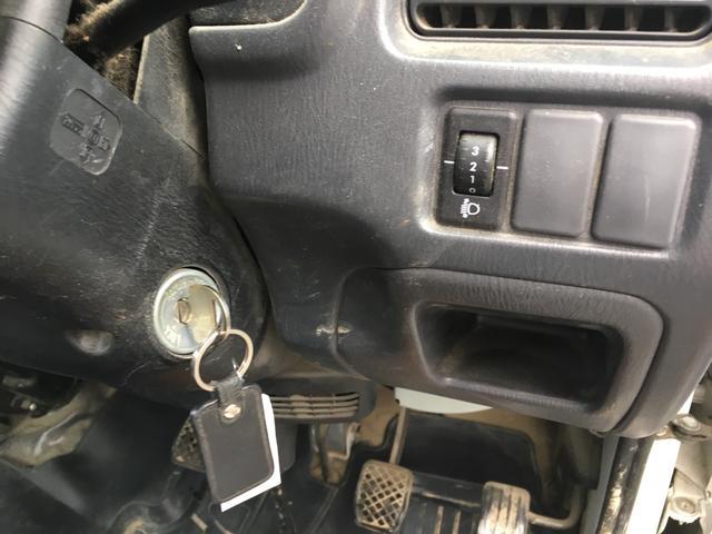 スバル サンバートラック JA-TC セレクト4WD 5MT パワステ ゲープロ楽パネ