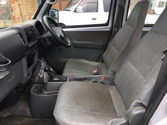三菱 ミニキャブバン CDハイルーフ 4WD オートマ AC PS SRS