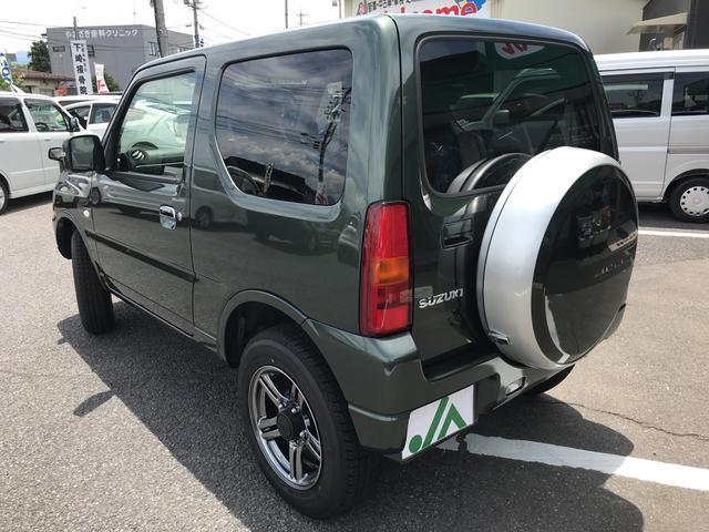 ランドベンチャーターボ 4WD 4AT 届出済未使用車(5枚目)