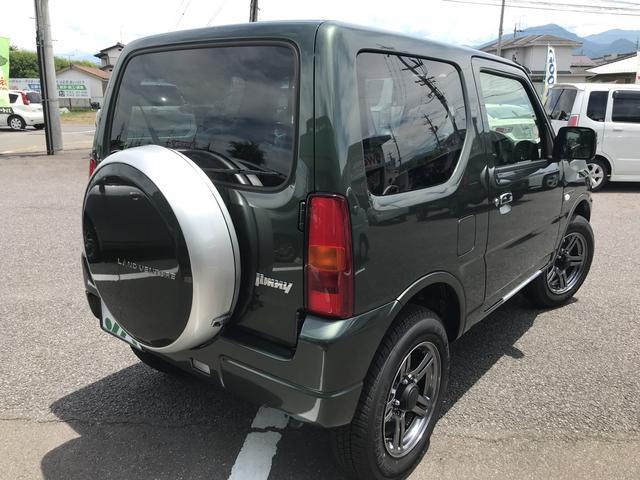 ランドベンチャーターボ 4WD 4AT 届出済未使用車(7枚目)