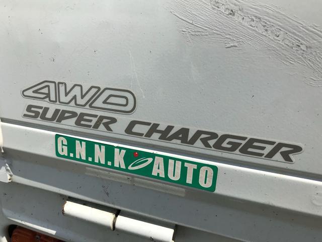 TC-SC 4WD 5速MT エアコン パワステ 両SRS(8枚目)
