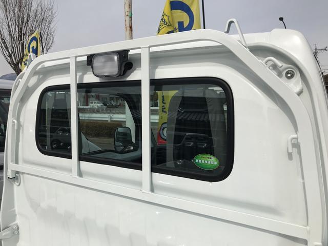 SDX 届出済未使用車 ABS・マット・バイザー・荷台ランプ(8枚目)