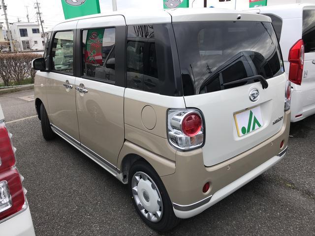 Xメイクアップリミテッド SAIII 4WD 届出済未使用車(5枚目)