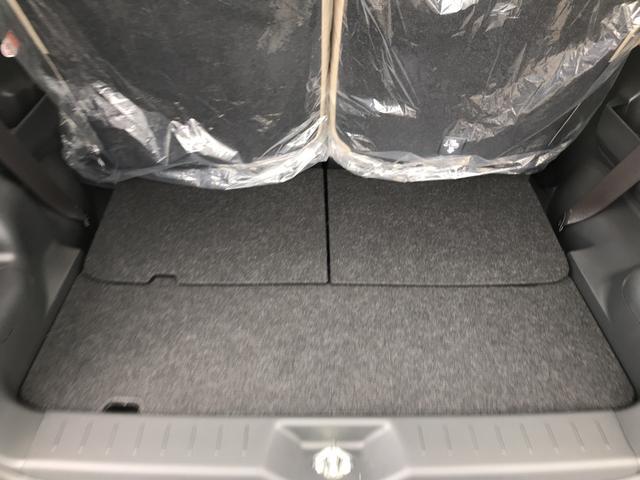 Xメイクアップリミテッド SAIII 4WD 届出済未使用車(11枚目)