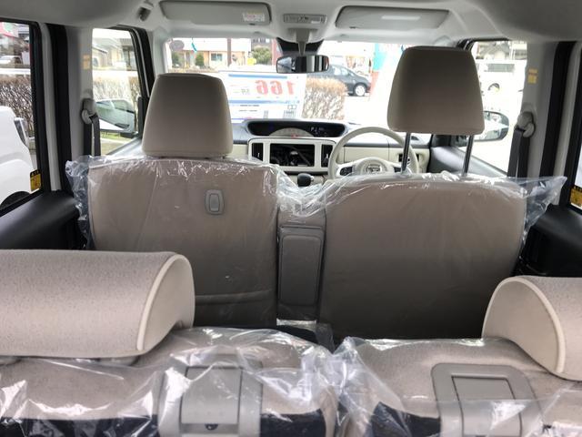 Xメイクアップリミテッド SAIII 4WD 届出済未使用車(13枚目)