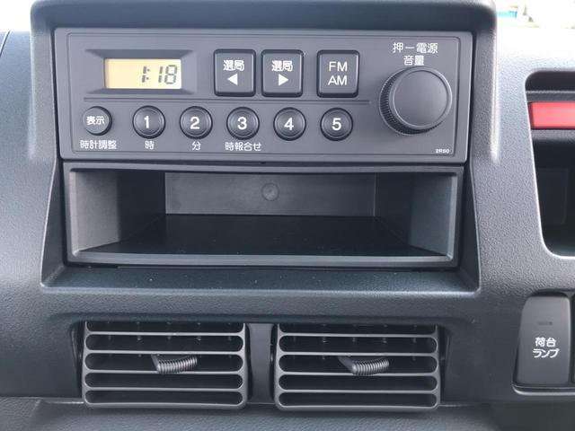 SDX 4WD 5MT 届出済未使用車 ABS 荷台ランプ(16枚目)