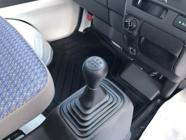 SDX 4WD 5MT 届出済未使用車 ABS 荷台ランプ(19枚目)