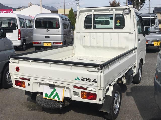 JA-TC 4WD 5速MT エアコン リアデフロック(5枚目)